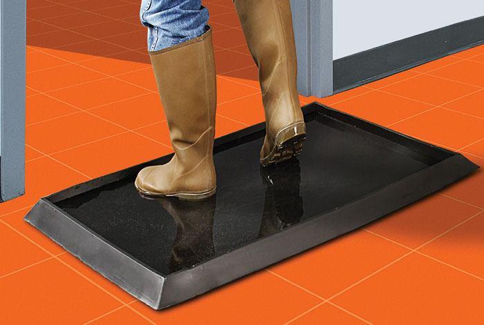 Sanitizing Foot Bath Mats Best Rubber Flooring Mats Dubai